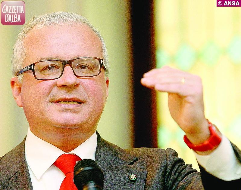 Il sottosegretario Paolo Peluffo