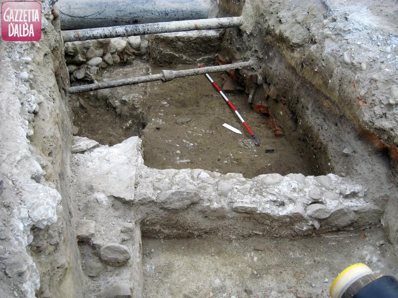 scavo piazza vittorio veneto 2