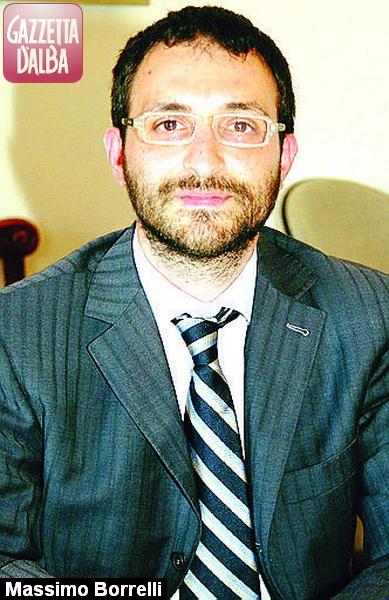 L'assessore alle politiche giovanili Massimo Borrelli