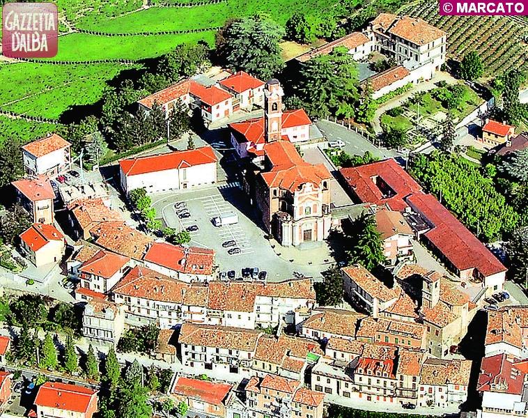 Festa al santuario di Castiglione Tinella