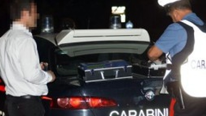 Ubriachi al volante. 14 denunciati nella Granda