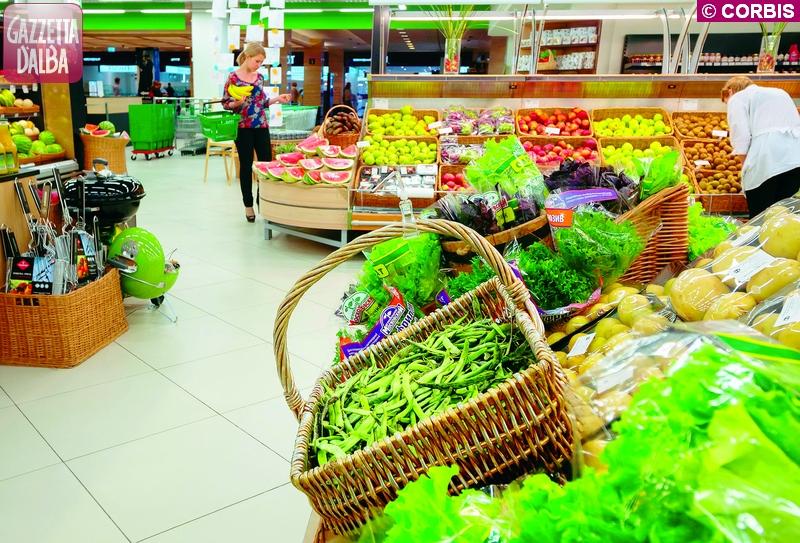 supermercato ortofrutta