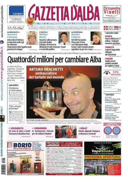 gz40 copertina 23-10-2012