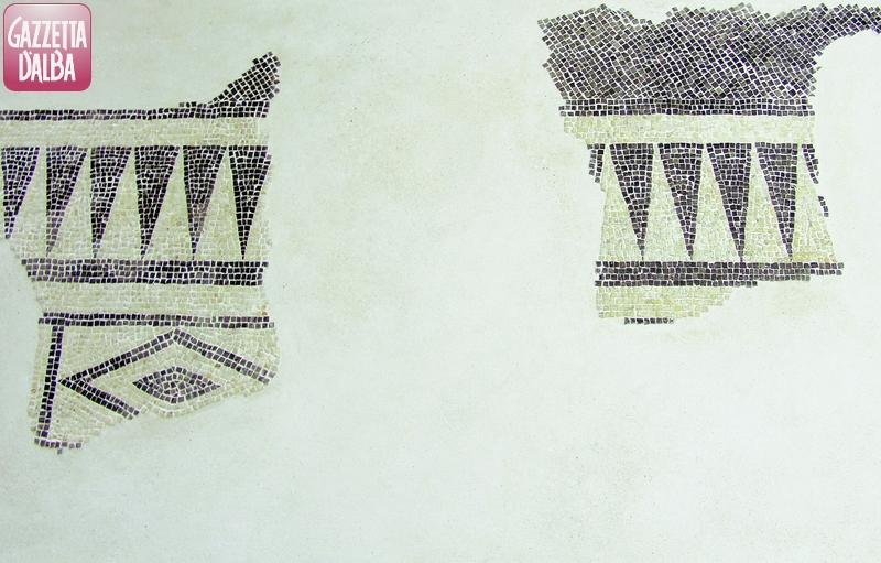 mosaico Acqui Terme Egea