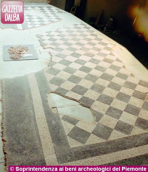 mosaico palazzo govone caratti