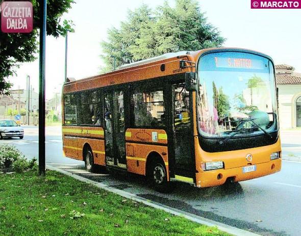 Conurbazione di Bra: ad agosto attivi solo i bus della linea 1