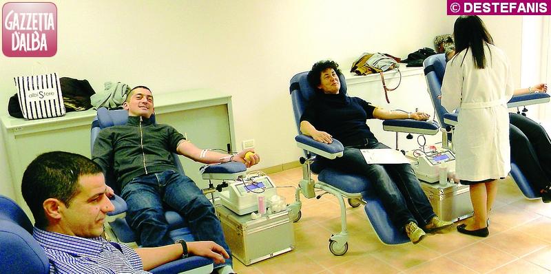 canale donatori sangue