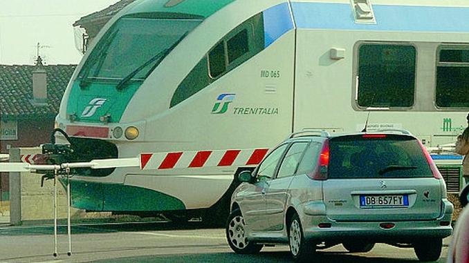 Il quartiere Mussotto lotta con il passaggio a livello