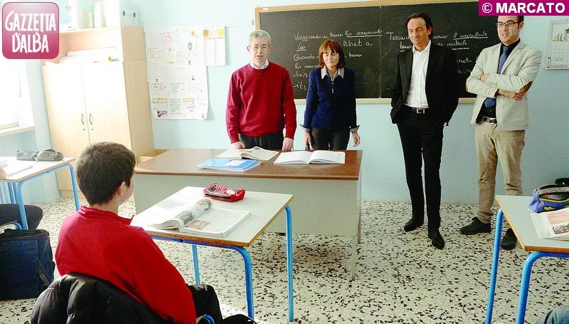 scuola sommariva perno Cirio