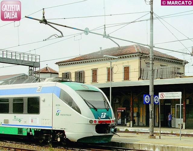 Controlli alla stazione ferroviaria di Bra
