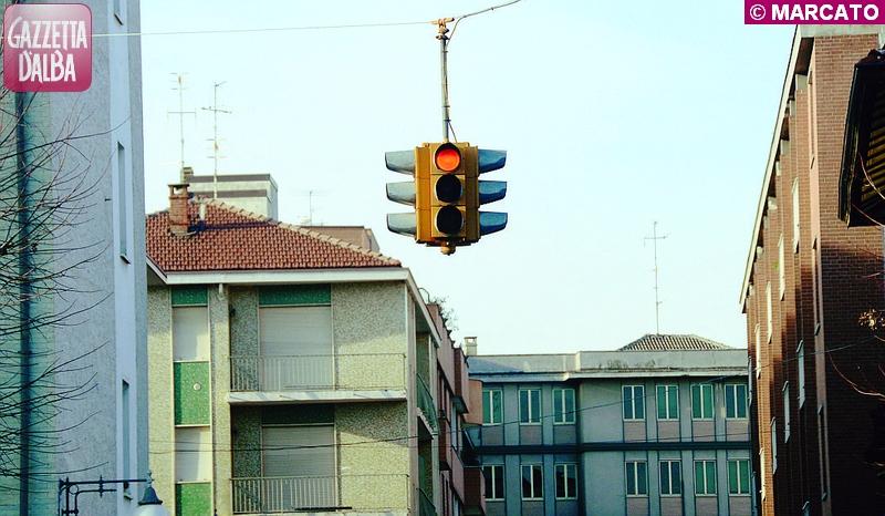 Bra semaforo via Verdi