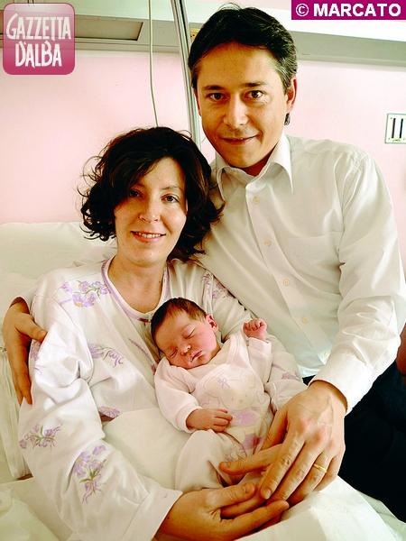 Elisa Rolando prima nata 2013