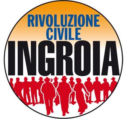 Rivoluzione Civile Ingroia