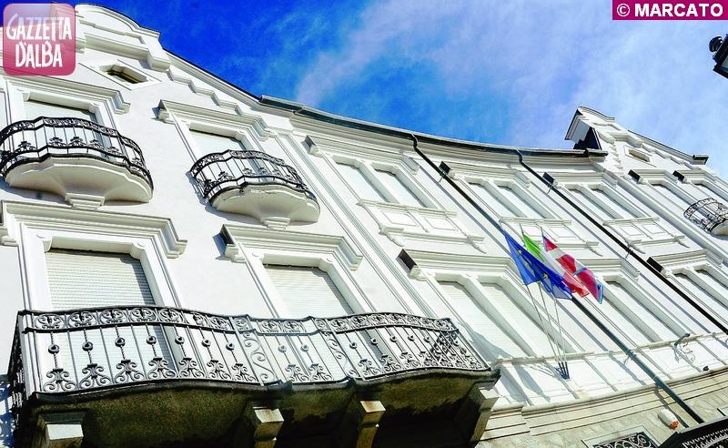 Murazzano palazzo Tovegni
