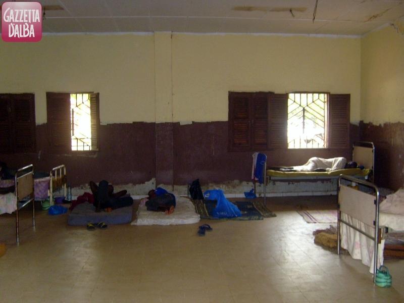 Psichiatria ospedale Conakry