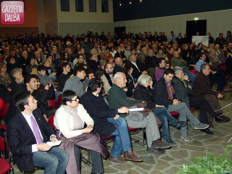 Pubblico. Bra, 16.2.2013.a. Foto Pino Cramarossa