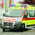 Incidente a Gallo Grinzane, donna ricoverata in codice giallo
