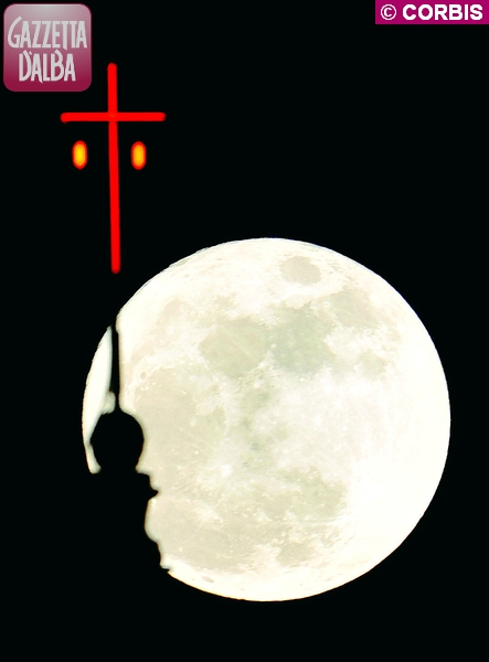 luna croce