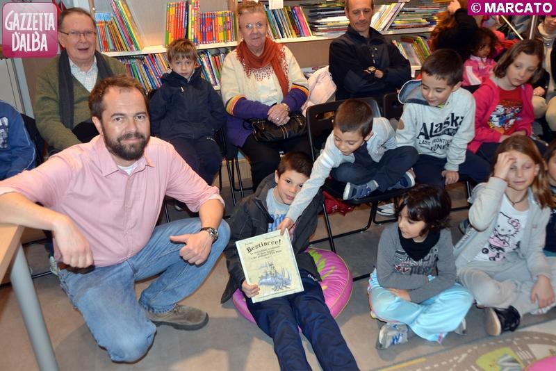 Pino Pace alla libreria San Paolo