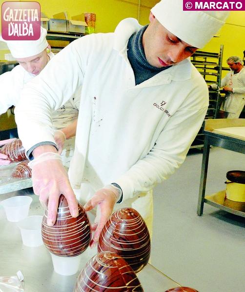fabbrica cioccolato