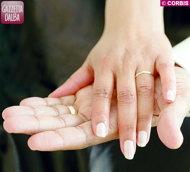 L'ottanta per cento dei ragazzi non si sposa
