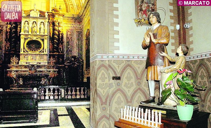 Duomo Alba cappella San Teobaldo