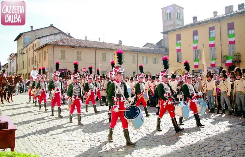 cherasco soldati napoleonici