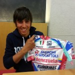 Diego ROSA al Giro d'Italia!