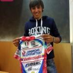 Diego Rosa 14° nella prima tappa del Giro d'Italia