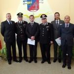 """Operazione """"K.O."""": encomio per cinque Carabinieri di Alba"""