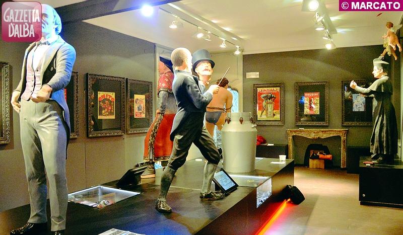 museo magia Cherasco