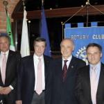 Premiato dal Rotary il radiologo Nino Dutto