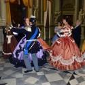 Castello Govone ballo Nobiltà sabauda di Rivoli 3