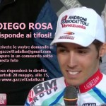 Diego Rosa risponde ai tifosi