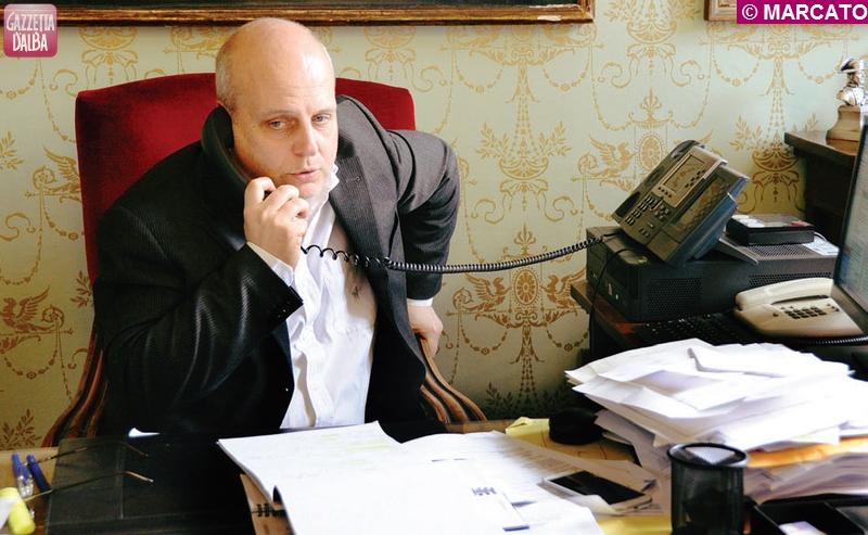 Gli auguri pasquali del sindaco di Alba Maurizio Marello