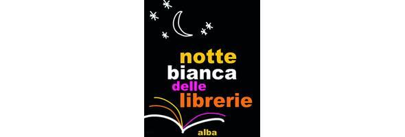 notte bianca librerie ritaglio