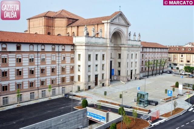 piazza san paolo alba