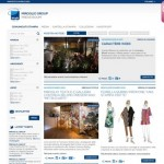 Per Miroglio nuova sala stampa online