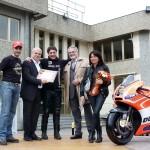 """Successo per il raduno """"DesmoSpring"""" di Ducati"""