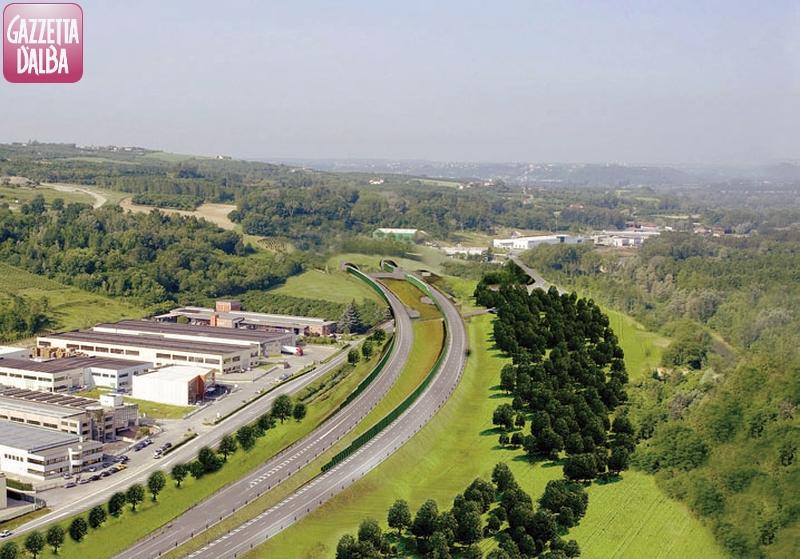 L'Osservatorio per il paesaggio chiede ai ministri di ripristinare la galleria autostradale di Verduno