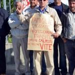 """""""Aldo Barberis"""": lavoratori in sciopero"""
