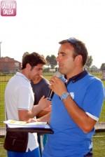 CALCIOTENNIS Davide TIBALDI, capoorganizzatore GSR FERRERO