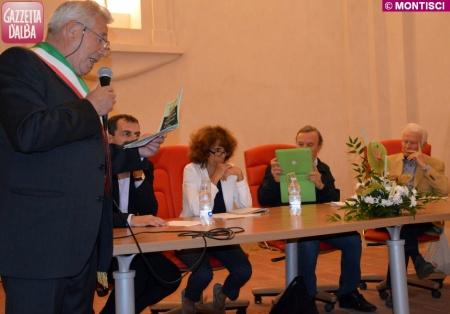 L'intervento del sindaco di Ceresole Bruno Lovera