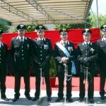 Dodici encomi ai Carabinieri della Compagnia di Alba