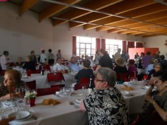 Piobesi festeggia gli anziani con un pranzo e attestati di merito