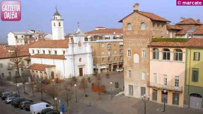 Ad Alba si attende il Natale con la fiaccolata della parrocchia di San Giovanni