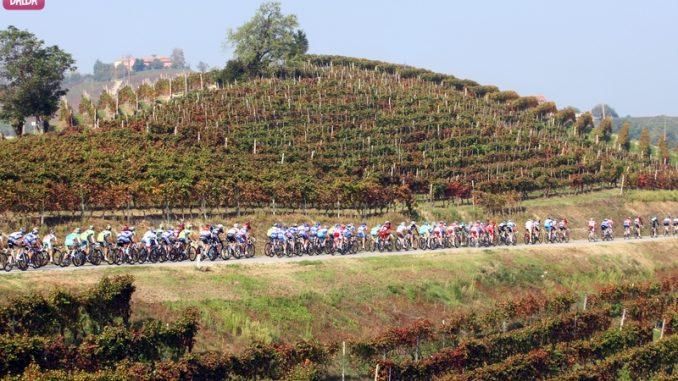 Gran fondo ciclistica a Santo Stefano Belbo