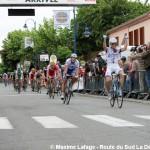 Route du Sud. Diego Rosa 22° nella prima tappa