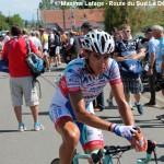 Ciclismo, Diego Rosa 28° nella seconda tappa del Giro del Trentino