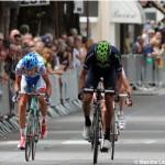 """Ciclismo, nella seconda tappa della """"Coppi e Bartali"""" Rosa è 9°. Pichetta cade in discesa ma arriva al traguardo"""